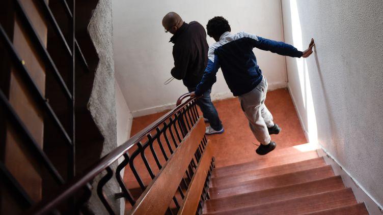 Un mineur placé en Centre d'éducation fermé dans le Val-d'Oise (photo d'illustration). (LOIC VENANCE / AFP)