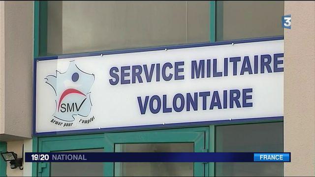 Service militaire volontaire : une formation de la dernière chance