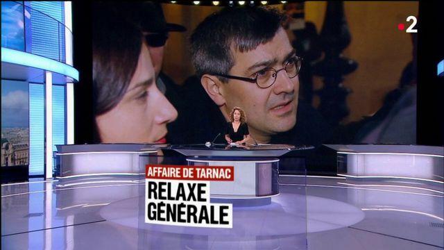 Affaire de Tarnac : relaxe générale