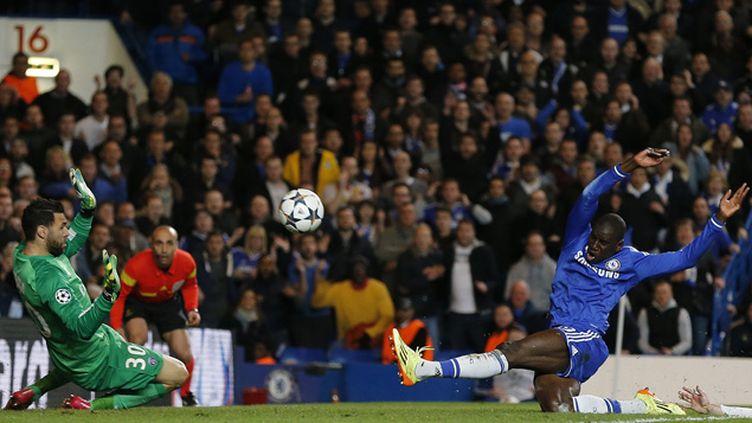 (L'affaire concerne des incidents lors de la rencontre PSG-Chelsea le 2 avril dernier © REUTERS | Stefan Wermuth)