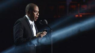 Jay Z en décembre 2016.  (BRYAN BEDDER / GETTY IMAGES NORTH AMERICA / AFP)