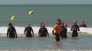 Longe-côtes : un sport original et bénéfique (FRANCE 3)