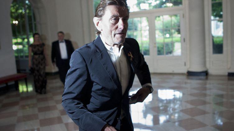 L'architecte Helmut Jahn le 7 juin 2011 à Washington (BRENDAN SMIALOWSKI / GETTY IMAGES NORTH AMERICA)