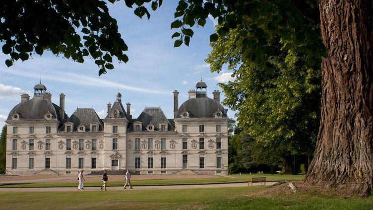 Le château de Cheverny  (SIPANY/SIPA)