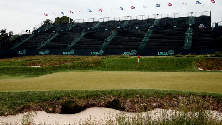 L'US Open de Golf se disputera à huis clos.  (ANDREW REDINGTON / GETTY IMAGES NORTH AMERICA)