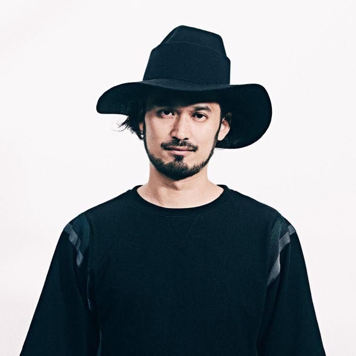 Mitsuru Nishizaki, le créateur de la marque Ujoh (DR)