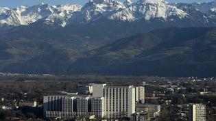 LeCHU de Grenoble (PHILIPPE DESMAZES / AFP)