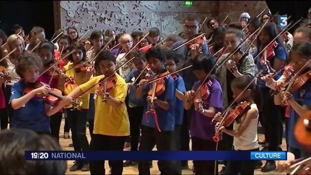 La Philharmonie de Paris s'ouvre à toutes les musiques