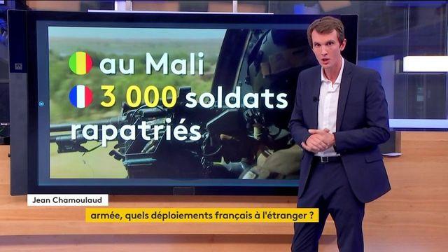 Mali : l'armée française remplacée par la force Takuba