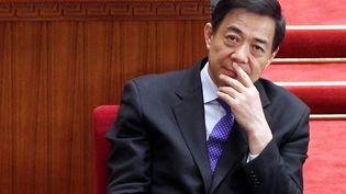 Bo Xilai, le 13 mars 2012 à Pékin. (RI XI SZ / AFP)
