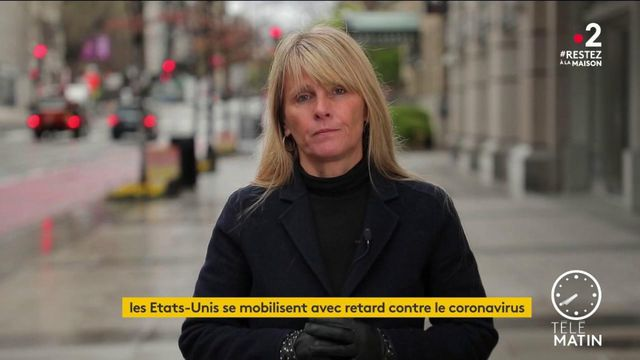 Coronavirus: les États-Unis se mobilisent avec retard