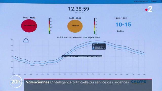 Valenciennes : un logiciel pour prévoir l'activité de l'hôpital