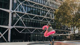 Le Centre Pompidou (JÉRÉMIE LE BOT FOR JÉRÉMIE + EMILIE / 2018)