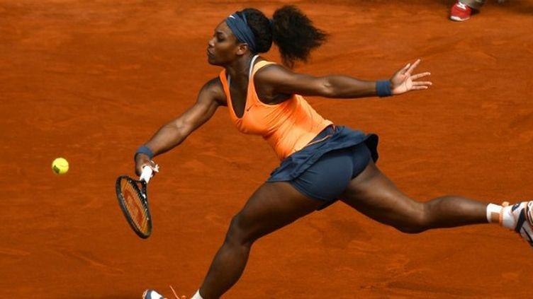 Serena Williams a dû batailler à Madrid