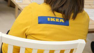 Un nouveau magasin du numéro un de l'ameublement, Ikéa, s'implante dans le centre de Paris. (MAXPPP)