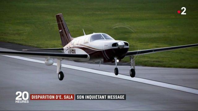 Emiliano Sala : un inquiétant dernier message avant la disparition de l'avion