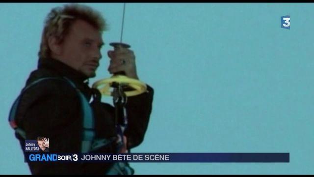johnny bete de scene