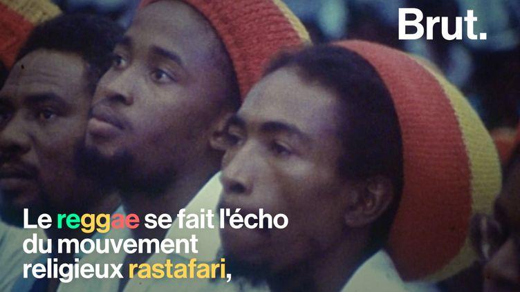 """VIDEO. """"C'est une lutte"""" : le reggae est désormais inscrit sur la liste du patrimoine culturel immatériel de l'humanité (BRUT)"""