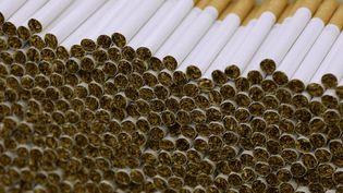 Des centaines de cigarettes. Image d'illustration. (MAXPPP)
