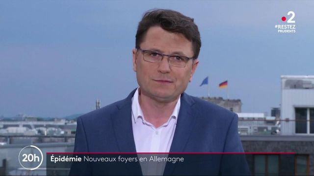 Allemagne : de nouveaux foyers de contamination mis au jour