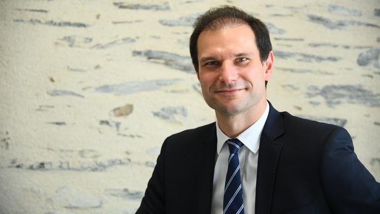 Noam Leandri, président de l'Obesrvatoire des inégalités. (JOSSELIN CLAIR / MAXPPP)