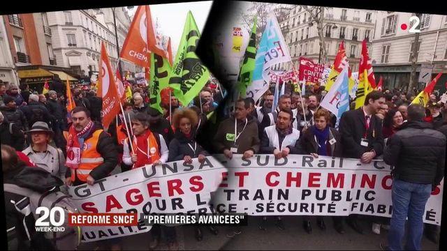 Grève à la SNCF : vers une fissure du front social chez les syndicats ?