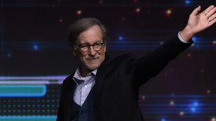 Steven Spielberg, 22 juillet 2017  (KEVIN WINTER / GETTY IMAGES NORTH AMERICA / AFP)