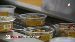 Alors que la saison estivale bat son plein, les équipes de France 2 se sont intéressées au marché de l'apéritif.  (FRANCE 2)