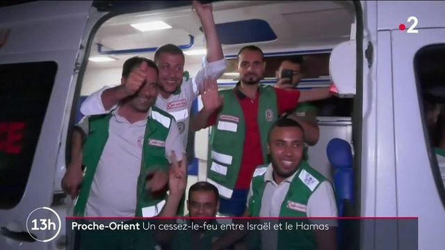 Israël-Palestine : cessez-le-feu mis en place entre les deux pays