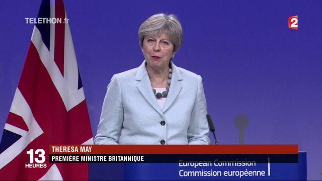 Brexit : Londres et Bruxelles actent le premier chapitre du divorce