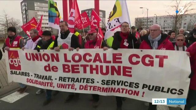 Retraites : les grévistes se mobilisent encore