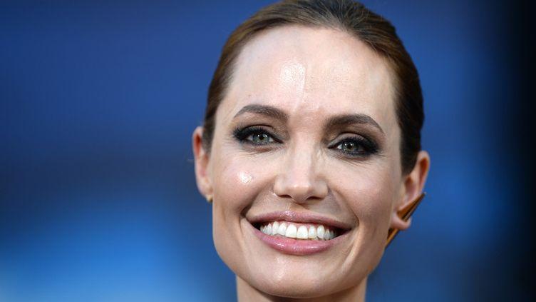 Angelina Jolie à Hollywood le 28 mai 2014  (Robyn Beck / AFP)