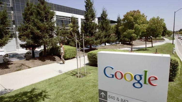 """Google s'est engagé à """"se conformer à la loi chinoise"""". (AFP)"""