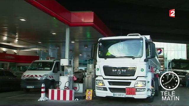 pénurie diesel