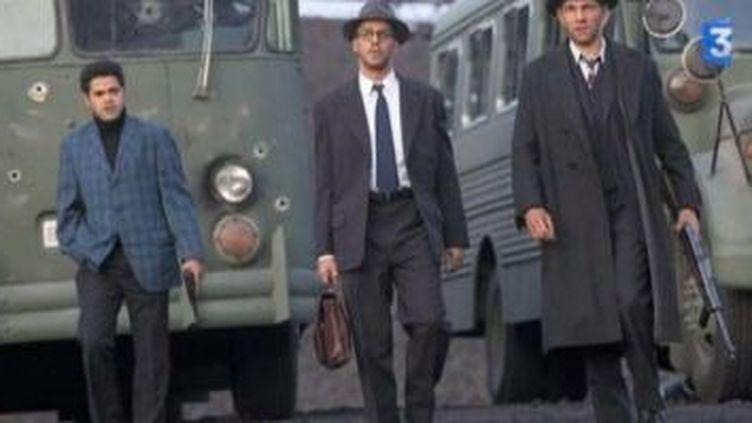 """""""Hors la loi"""", le film polémique de Cannes  (Culturebox)"""