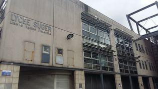 Le lycée Suger est situé à Saint-Denis, en Seine-Saint-Denis. (REVENU / MAXPPP)