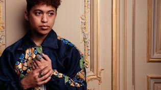 "Tsew the Kid, jeune artiste d'origine malgache,boucle sonpremier album intitulé ""Ayna"". (PANENKAMUSIC)"