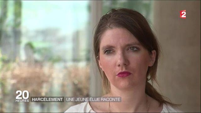 Harcèlement en politique : le témoignage d'Aurore Bergé, jeune élue de 29 ans