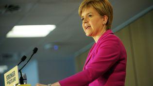 La Première ministre écossaise Nicola Sturgeon, le 2 septembre 2016. (ANDY BUCHANAN / AFP)