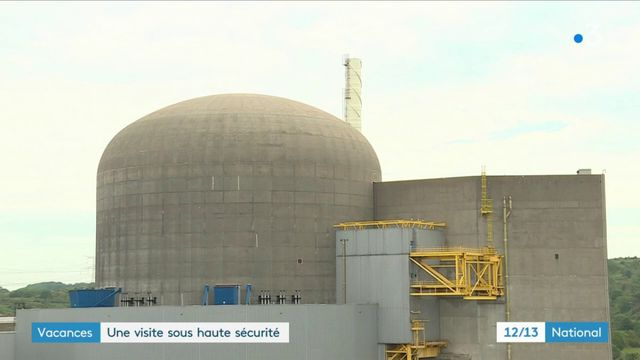 Seine-Maritime : des visites organisées dans une centrale nucléaire