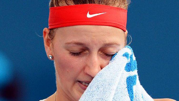 La Tchèque Petra Kvitova