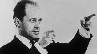 Pierre Boulez en 1966.  (akg-images)