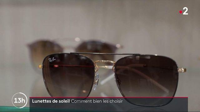 Consommation : comment bien choisir ses lunettes de soleil ?