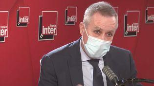 François Molins, procureur général près la Cour de Cassation, président de l'observatoire d'orientation du groupement d'intérêt public Musée-mémorial du terrorisme (RADIO FRANCE / FRANCE INTER)
