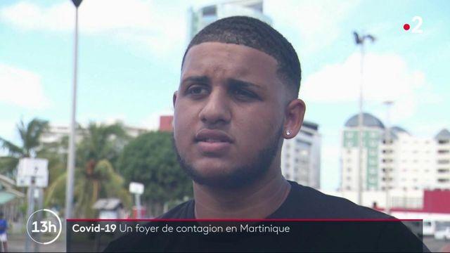 Martinique : un premier foyer de contamination au Covid a été détecté