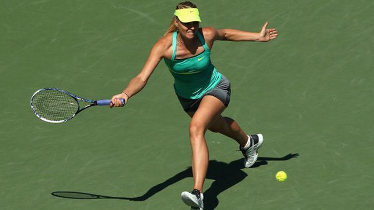 Maria Sharapova (CLIVE BRUNSKILL / GETTY IMAGES NORTH AMERICA)
