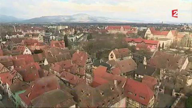 Alsace : Des températures en dessous de -6 degrés