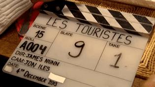 """""""Les Touristes"""" de James Nunn, le premier film tourné à l'Hôtel d'Angleterre de Vittel  (France 3 / Culturebox)"""