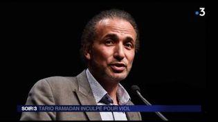 Tariq Ramadan a été mis en examen. (FRANCE 3)