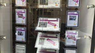 À Bordeaux, en Gironde, les agences louent dans les 48 heures suivant le poste de l'annonce sur internet. (Photo d'illustration) (RADIO FRANCE)